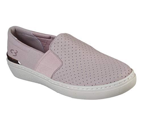 Concept 3 by Skechers Women's Taking Control Slip-on Sneaker