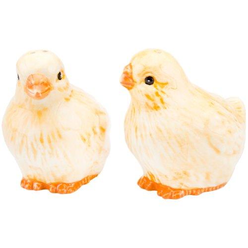 (Baby Chicks Salt & Pepper Shakers Set )