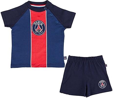Conjunto de camiseta y pantalón corto de la colección oficial del ...