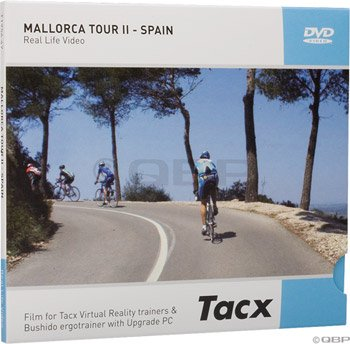 Tacx Real Life Video: Mallorca Tour 2 Spain for Tacx VR system