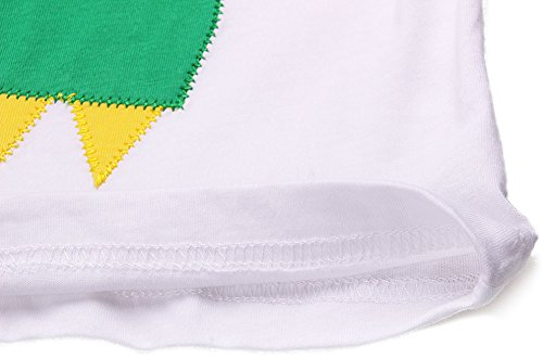 Dizoon Little Boys Tee Alligator Summer Tops Toddler Crew Neck Casual T-Shirts by Dizoon (Image #6)