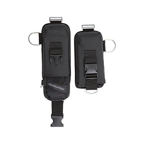 (ScubaPro Xtek Quick Release Weight Pockets)