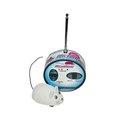 Topo Telecomandato Rc Mini Mouse Giocattolo Gatto Di
