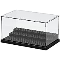 Nokere 3 Steps Display Case/Box Dustproof ShowCase For...