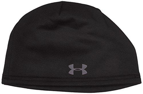 Under Armour Herren Elements 2.0 Beanie Sportswear-Hüte, Black, One Size