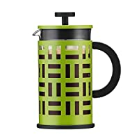 Bodum Eileen 8-Cup Coffee Maker, 34-Ounce, Green