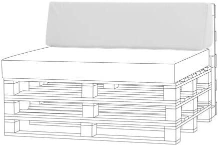 Bloque de espuma soporte pequeño para palet muebles terraza ...