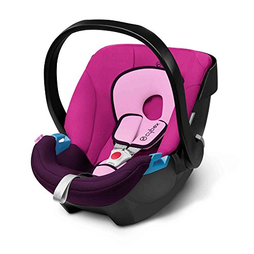Cybex Aton Infant Car Seat - Purple Rain (Discontinued by Manufacturer) by Cybex