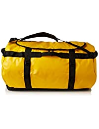 The North Face Base Camp X Large 2015 Duffle Bag Summit Gold TNF Black