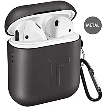 Amazon.com: elago Dust Guard for AirPods [Matte Space Grey