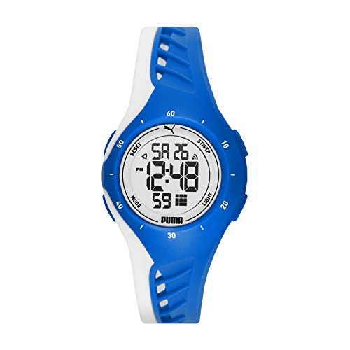 ساعت مچی پوما مدل P6010 با بدنه پلی اورتان و بند پلاستیکی