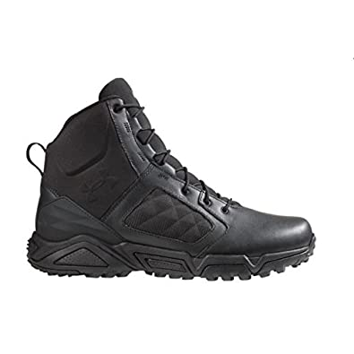 c3285b77ae1 Under Armour Men's TAC Zip 2.0 Military and Tactical Boot, Black