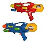 12'' Happy Summer Jumbo Pump Water Gun, Soaker, Blaster (1 Piece/ Colors Vary)
