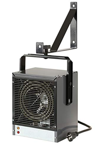 Dimplex DGWH4031G Garage and Shop Large 4000 Watt Forced Air, Industrial, Space Heater in, Gray/Black Finish
