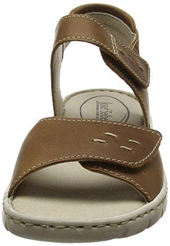 Castagne Seibel Toe Stefanie Women's Open Sandals 21 Josef Braun fUwSqA