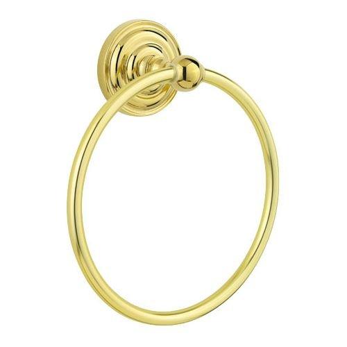 brass towel ring - 7