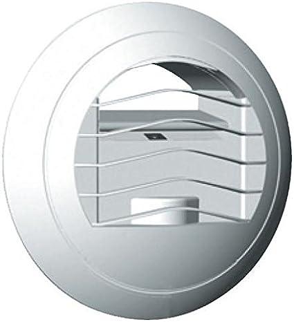 Boca extracción autorregulable diámetro 125 mm 45 m3/h Serie barj ...