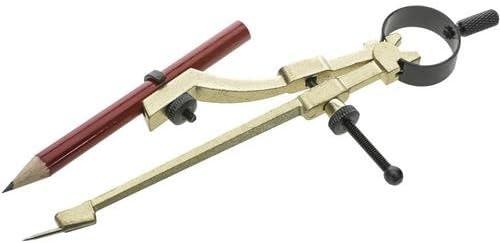 B00004T7R7 General Tools 842 Precision Pencil Compass, includes pencil 41q-MFae7lL