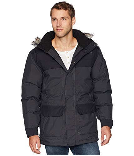 Mcmurdo Down Parka - The North Face Men's McMurdo Parka III Asphalt Grey/TNF Black X-Large
