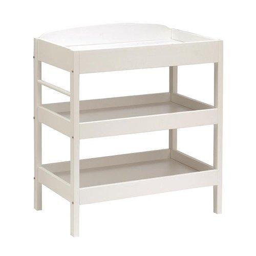 East Coast Clara Dresser - White by East Coast By Home Discount by East Coast By Home Discount