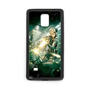 SuckerPunch FG0087870 Phone Back Case Customized Art Print Design Hard Shell Protection Samsung galaxy note 4 N9100