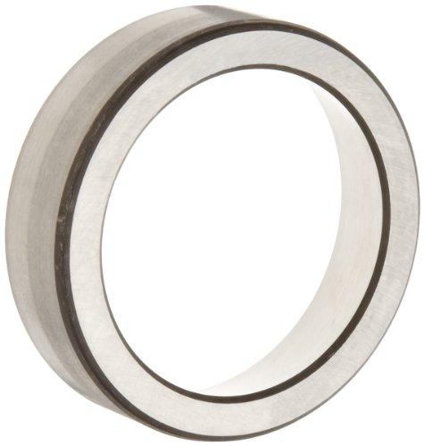 Tapered Roller Bearing Cup - Timken 1730 Tapered Roller Bearing, Single Cup, Standard Tolerance, Straight Outside Diameter, Steel, Inch, 2.1250