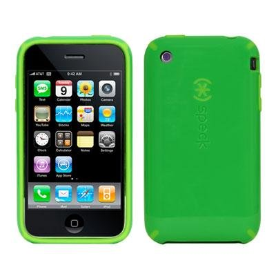 Speck Products CandyShell Case for iPhone 3G / 3GS, Green...