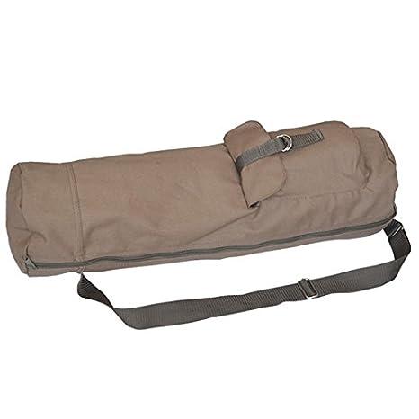 Amazon.com : Yoga Mat Bag, TUIOP Full-Zip Exercise Yoga Mat ...
