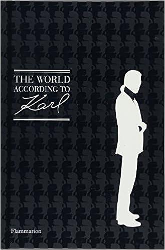 5de5c9dba172 Amazon.com: The World According to Karl (9782080202871): Patrick Mauries,  Jean-Christophe Napias: Books