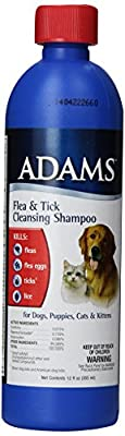Adams Flea and Tick Cleansing Shampoo from Adams