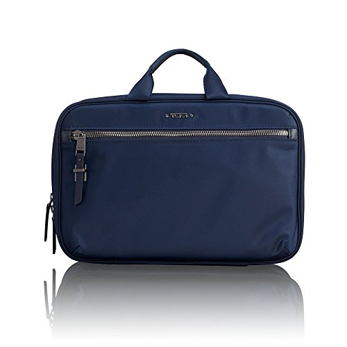 Tumi - Voyageur Madina Cosmetic Bag - Luggage Accessories Travel Kit For Women - Navy