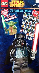 Download Lego Star Wars 32 Valentines With Stickers (Includes Teacher Card) PDF