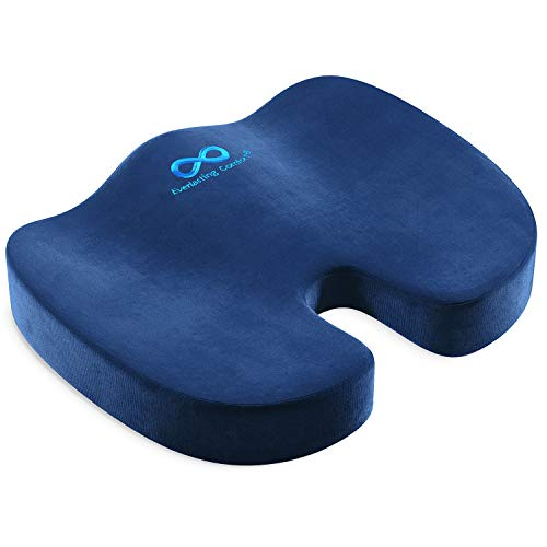 Image of Everlasting Comfort Seat Cushion for Office Chair - Tailbone Cushion