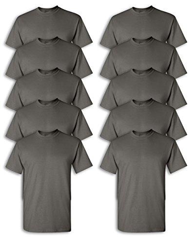 Gildan Men's Heavy Cotton T-Shirt (10 Pack) ()