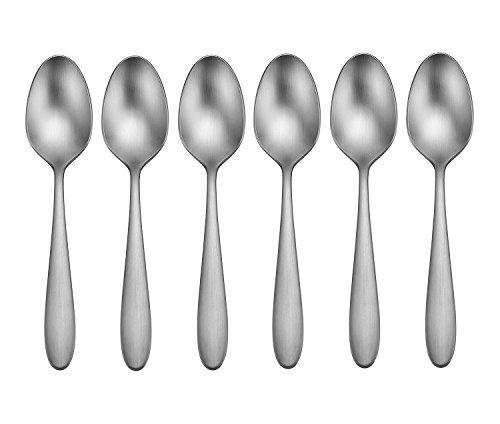 Oneida Vale Set of 6 Teaspoons,Silver