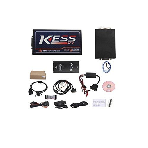 AD Kess Programmers V2 Master ECU Tuner V2.15 OBD2 Manager Tuning Kit Chip Tuning Tool ECU programmer No Token Limited Firmware - Programmer Ecu