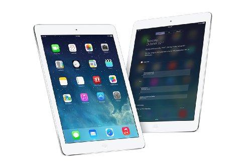 iPad Air 16GB(シルバー)の商品画像