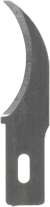 X-ACTO X106 CONFEZIONE 2 LAME CONCAVE CARVING BLADES SMALL