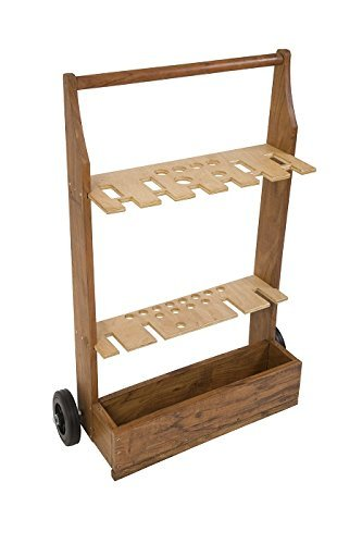 Uber Games Croquet Trolley Cart - 6 Player