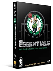 Essential Games of the Boston Celtics
