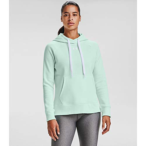Under Armour Women's Rival Fleece Pull-over Hoodie