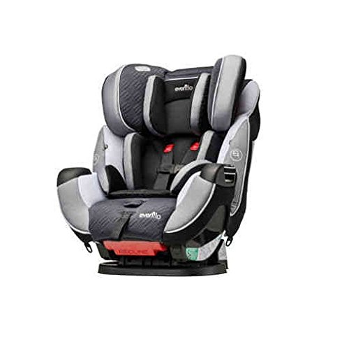 Evenflo Symphony Elite Car Seat - Concorde by MegaDeal