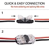 Low Voltage Wire Connectors - Pack of 12 Quick