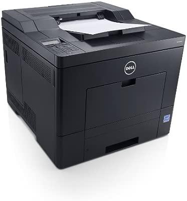 Dell C2660DN - Impresora láser (600 x 600 dpi, 50000 páginas por Mes, Microsoft XPS, PCL 6, Postscript 3, 27 ppm)