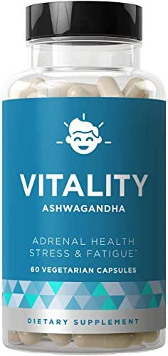 Vitality Adrenal Support Cortisol Manager product image