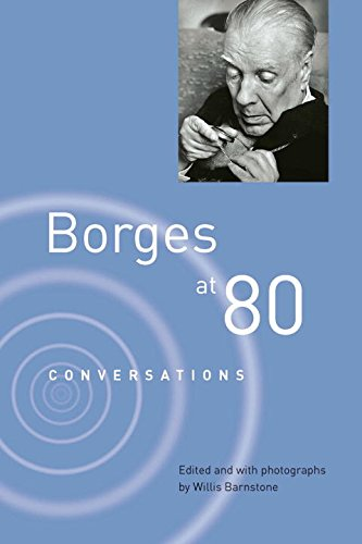 Image of Borges at Eighty: Conversations