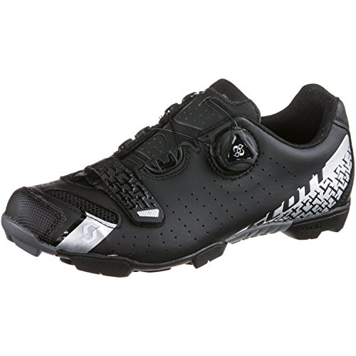 Scott MTB Comp Boa Damen Fahrrad Schuhe schwarz/silber 2018 schwarz/silber