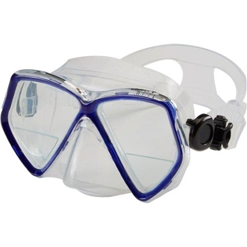 Sherwood MA50BU Oracle+ Scuba Dive Snorkel Mask, Blue