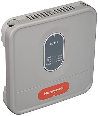 Honeywell HZ311 TrueZONE Panel: Amazon ca: Tools & Home