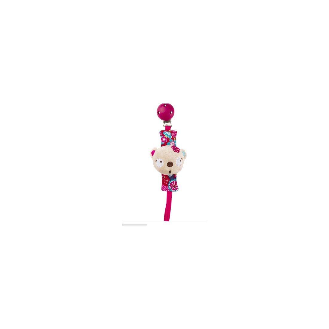Pinza Chupete Niña Kimono Tuctuc: Amazon.es: Juguetes y juegos